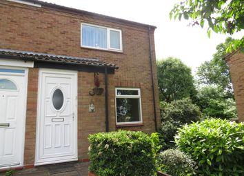Thumbnail 2 bed end terrace house for sale in Tiddington Close, Castle Bromwich, Birmingham