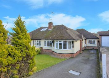 Thumbnail 3 bed bungalow for sale in Cavendish Road, Markyate, St. Albans