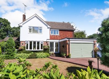 Thumbnail 4 bed detached house for sale in Marlborough Drive, Burgess Hill