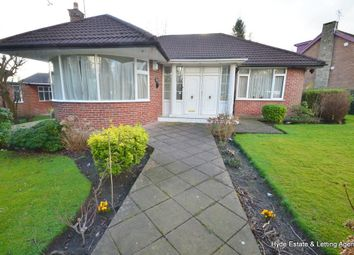 Thumbnail 2 bedroom bungalow for sale in Bury Old Road, Prestwich, Manchester