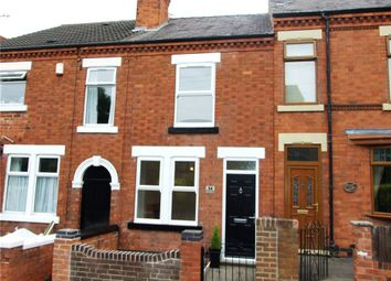 Thumbnail 2 bedroom terraced house to rent in Fletcher Street, Heanor