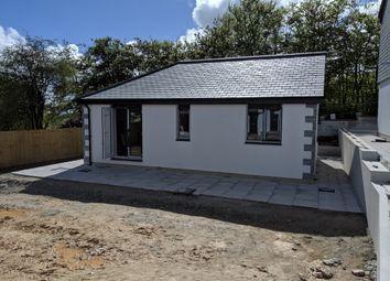 Thumbnail 1 bed semi-detached bungalow for sale in Whiterocks Park, St. Anns Chapel, Gunnislake