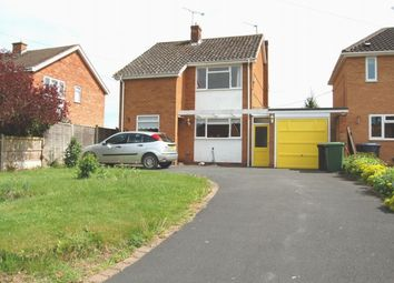 Thumbnail 3 bed detached house to rent in Mill Lane, Oversley Green, Alcester