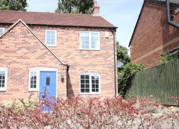 Thumbnail 3 bed semi-detached house for sale in Carram Close, Lincoln