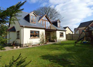 4 bed detached house for sale in Rhodewood, Fosse Way, Cosheston, Pembroke Dock SA72