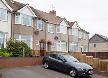 Thumbnail 3 bed terraced house for sale in St. Giles Road, Ash Green, Coventry