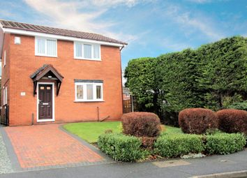 Thumbnail 3 bed detached house for sale in Betchworth Crescent, Beechwood, Runcorn