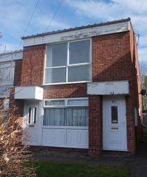 Thumbnail 1 bedroom flat for sale in Toys Lane, Halesowen, West Midlands