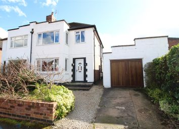 Thumbnail 3 bed semi-detached house for sale in Brookland Drive, Chilwell, Nottingham