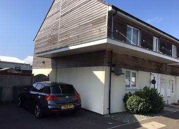 Thumbnail 3 bedroom semi-detached house for sale in Samuel Bassett Avenue, Plymouth