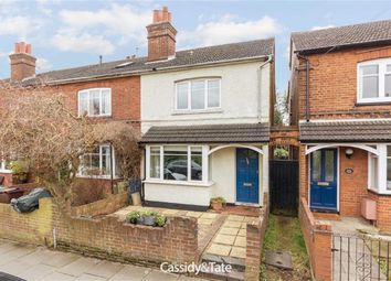 Thumbnail 2 bed end terrace house for sale in Sandridge Road, St Albans, Hertfordshire