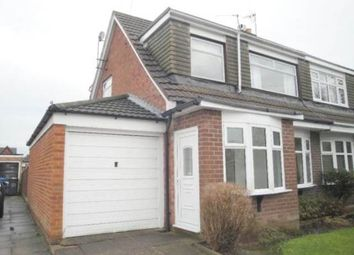 Thumbnail 3 bed property to rent in Manston Road, Penketh, Warrington