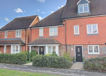 3 bed terraced house for sale in Brookfield Drive, Horley RH6