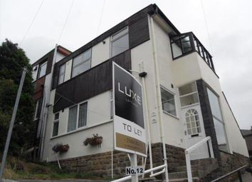 Thumbnail 2 bed flat to rent in Tommy Lane, Linthwaite, Huddersfield
