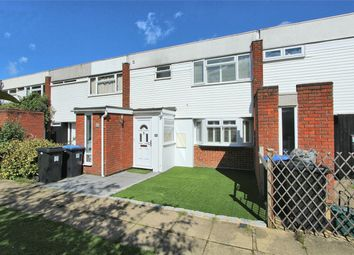 Thumbnail 3 bed terraced house for sale in Brantwood Close, West Byfleet