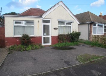 Thumbnail 2 bed detached bungalow to rent in Gosport Road, Lee-On-The-Solent