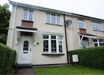 Thumbnail 3 bedroom end terrace house for sale in Carnhill, Derry / Londonderry