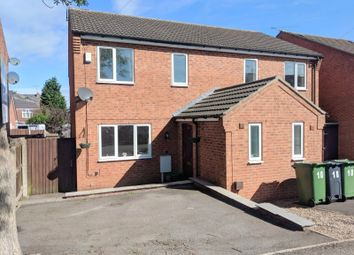 Thumbnail 3 bed semi-detached house for sale in White Gates, Codnor, Ripley