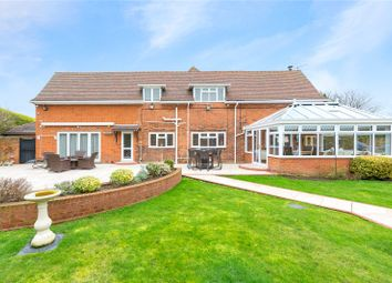 Thumbnail 3 bed detached house for sale in Ongar Road, Pilgrims Hatch, Brentwood, Essex