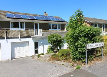 Thumbnail 5 bed semi-detached house for sale in Moorland View, Derriford, Plymouth