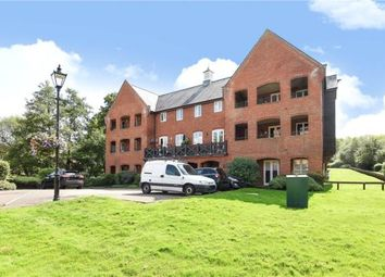 Thumbnail 2 bed flat for sale in Weir Pool Court, Silk Lane, Twyford