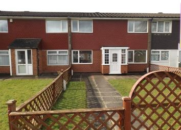 Thumbnail 3 bed terraced house for sale in Redcar Croft, Birmingham, West Midlands