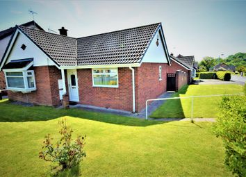 Thumbnail 2 bed detached bungalow for sale in Eastfield Court, Wrexham