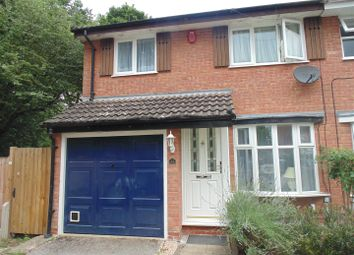 Thumbnail 1 bed semi-detached house to rent in Firbarn Close, Sutton Coldfield