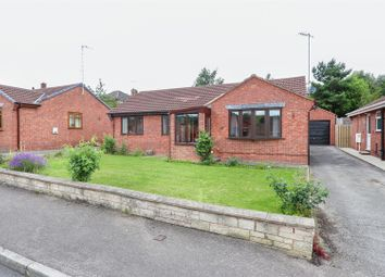 Thumbnail 3 bedroom detached bungalow for sale in Thornbridge Crescent, Chesterfield