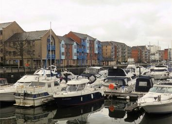 Thumbnail 1 bed flat for sale in Ferrara Quay, Maritime Quarter, Swansea