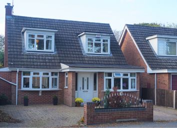Thumbnail 2 bed detached bungalow for sale in Station Avenue, Coventry