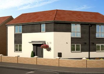 """Thumbnail 3 bed property for sale in """"The Ambrose At Yew Gardens, Edlington"""" at Broomhouse Lane, Edlington, Doncaster"""