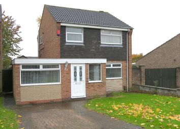 Thumbnail 3 bed detached house to rent in Ettrick Drive, Sinfin, Derby