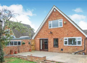3 bed detached house for sale in Lower Shelton Road, Upper Shelton, Bedford MK43