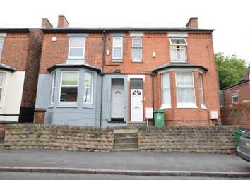 Thumbnail 6 bedroom semi-detached house to rent in Rothesay Avenue, Lenton, Nottingham