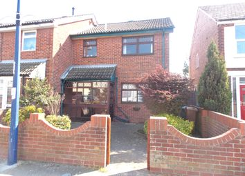 Thumbnail 3 bed semi-detached house for sale in Seaton Road, Felixstowe