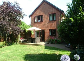 Thumbnail 4 bed property for sale in Everson Road, Tasburgh, Norwich