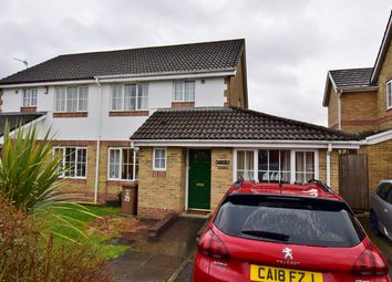 Thumbnail 3 bed semi-detached house for sale in High Close, Nelson, Treharris