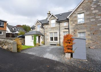 Thumbnail 2 bed semi-detached house for sale in Main Street, Killin