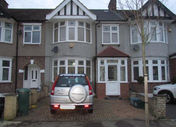 Thumbnail 4 bed terraced house to rent in Arandora Crescent, Chadwell Heath, Romford