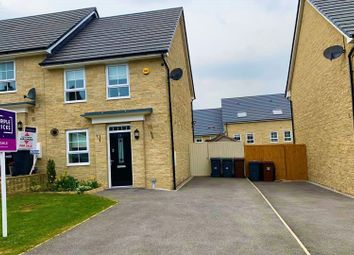 Thumbnail 3 bedroom end terrace house for sale in Burrfields Road, Chapel-En-Le-Frith