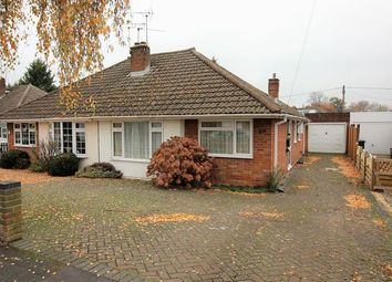 Thumbnail 3 bed bungalow for sale in Cranford Park Drive, Yateley