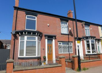 Thumbnail 3 bed terraced house to rent in Tonge Moor Road, Tonge Moor, Bolton