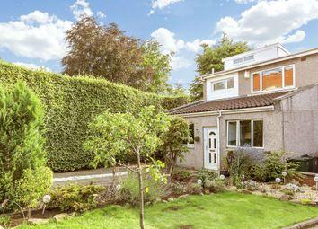 Thumbnail 4 bedroom end terrace house for sale in 1 Ladywell Gardens, Edinburgh