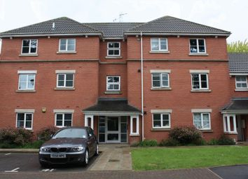 Thumbnail 2 bed flat for sale in Pembury Avenue, Longford, Coventry