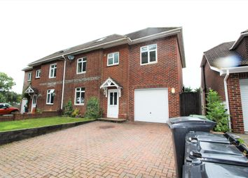Thumbnail 5 bed semi-detached house to rent in Bridle Path, Horndean, Waterlooville