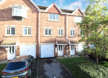 Thumbnail 3 bed town house for sale in Castle Lodge Way, Rothwell, Leeds