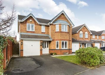 Thumbnail 4 bed detached house for sale in Askwith Road, Hindley, Wigan, Greater