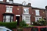 Thumbnail 4 bed terraced house to rent in Holtwood Road, Sheffield