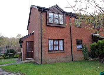 Thumbnail 1 bed end terrace house for sale in Cygnus Gardens, Dibden, Southampton